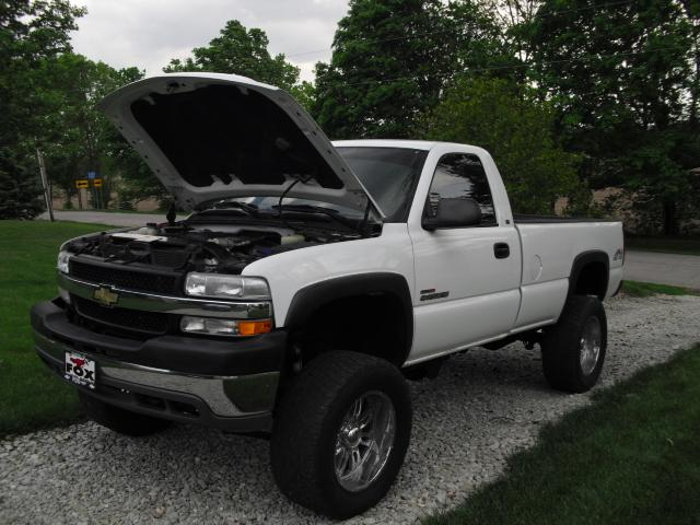 duriemax 2001 chevrolet silverado 2500 hd regular cab. Black Bedroom Furniture Sets. Home Design Ideas