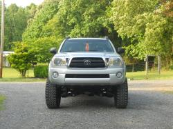 ALTSTM 2007 Toyota Tacoma Double Cab
