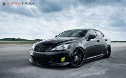 Strasse_Forgeds 2008 Lexus IS
