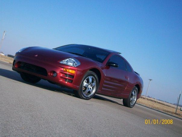 Another darknight9789 2003 Mitsubishi Eclipse post... - 14488879