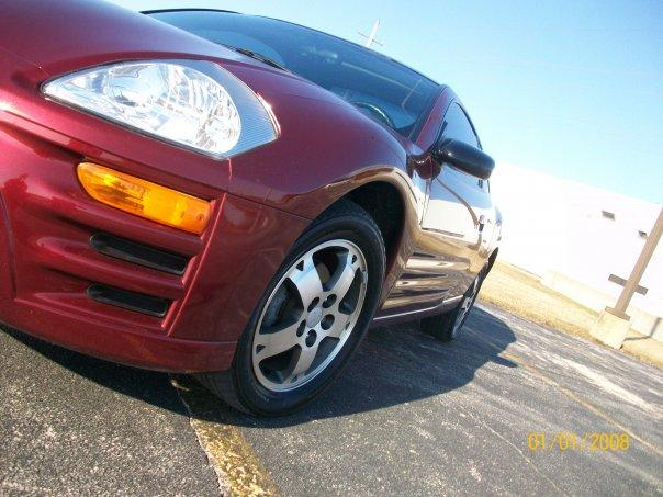 Another darknight9789 2003 Mitsubishi Eclipse post... - 14488882
