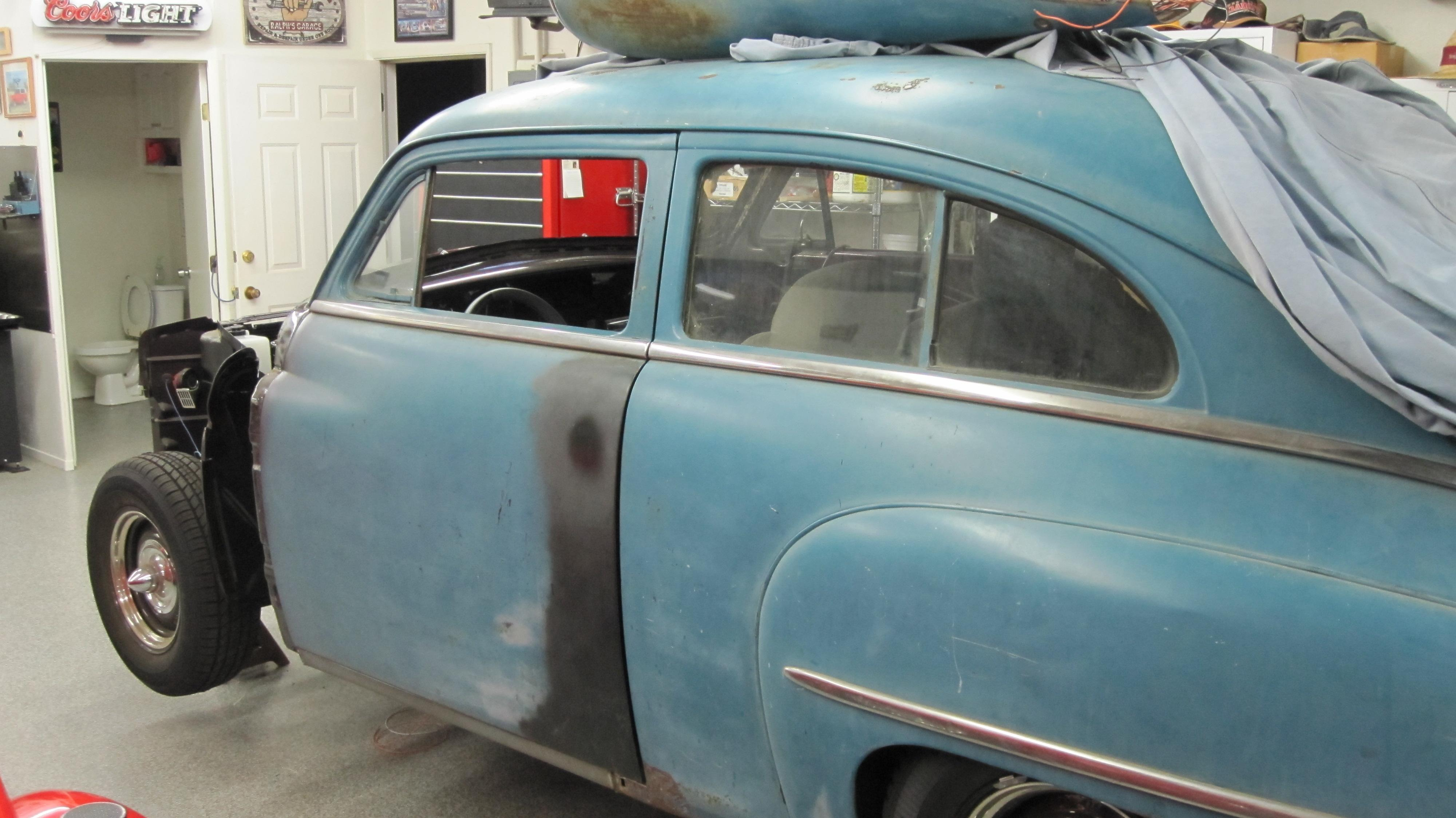 krusn50 1950 Plymouth Deluxe Fastback - 3087625