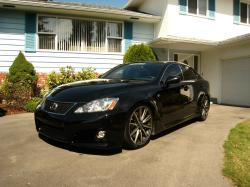 s2kboy03s 2008 Lexus IS F 