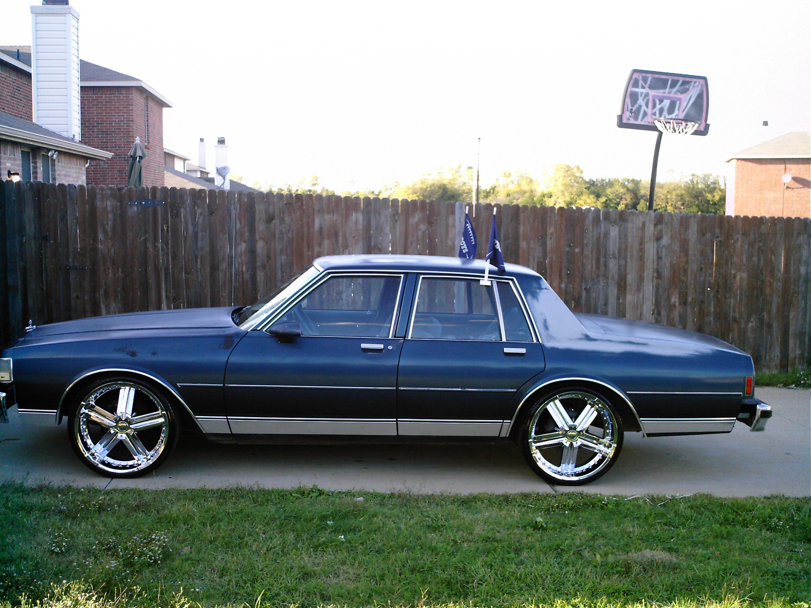 Another esweet 1989 Chevrolet Caprice Classic post... - 14487454