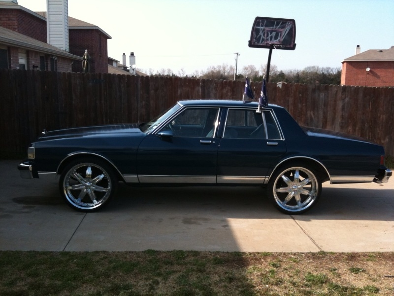 Another esweet 1989 Chevrolet Caprice Classic post... - 14487458
