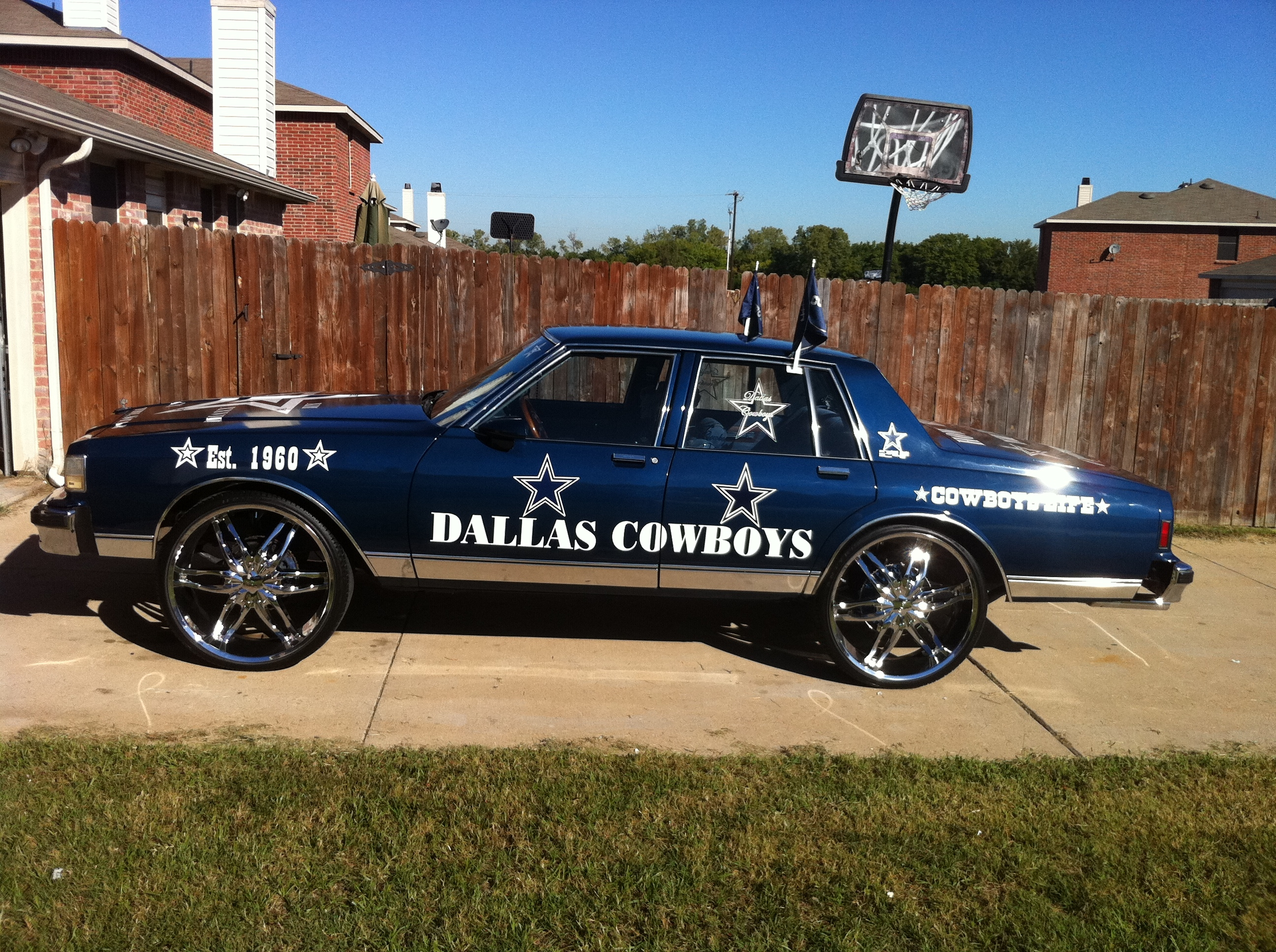 Another esweet 1989 Chevrolet Caprice Classic post... - 14487465