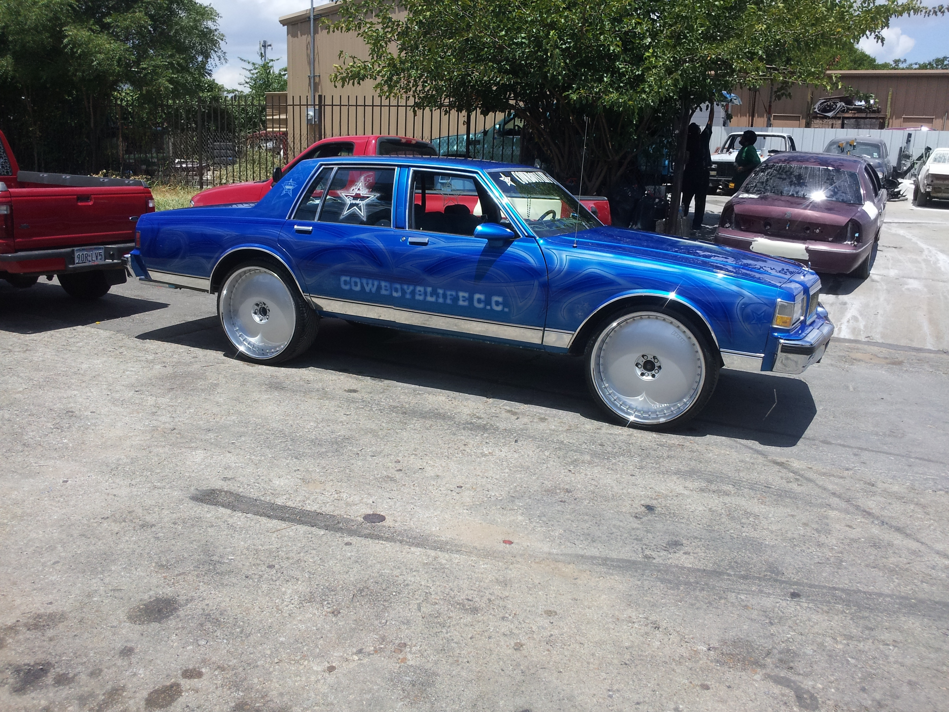 Another esweet 1989 Chevrolet Caprice Classic post... - 14487467