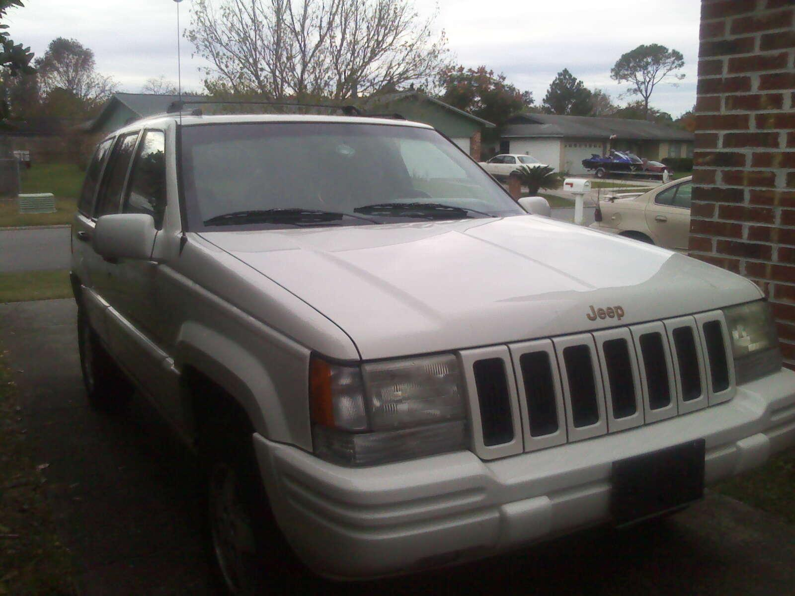 Another fritochiprt 1997 Jeep Grand Cherokee post... - 14489914