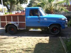 timebandts 1969 Ford F150 Regular Cab