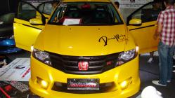 sirchnait 2009 Honda City