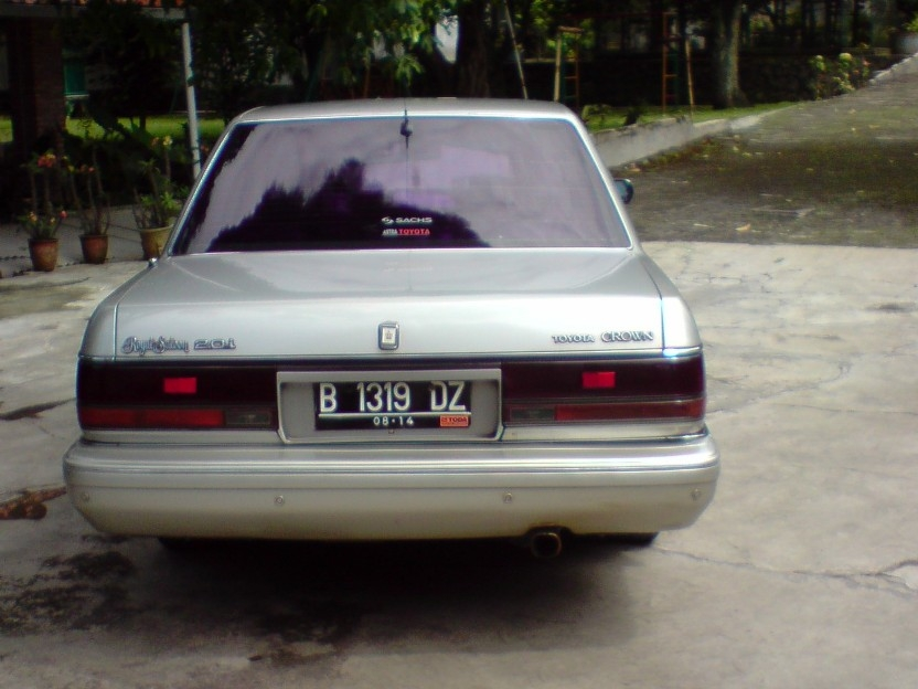 040807 1991 Toyota Crown 14492459