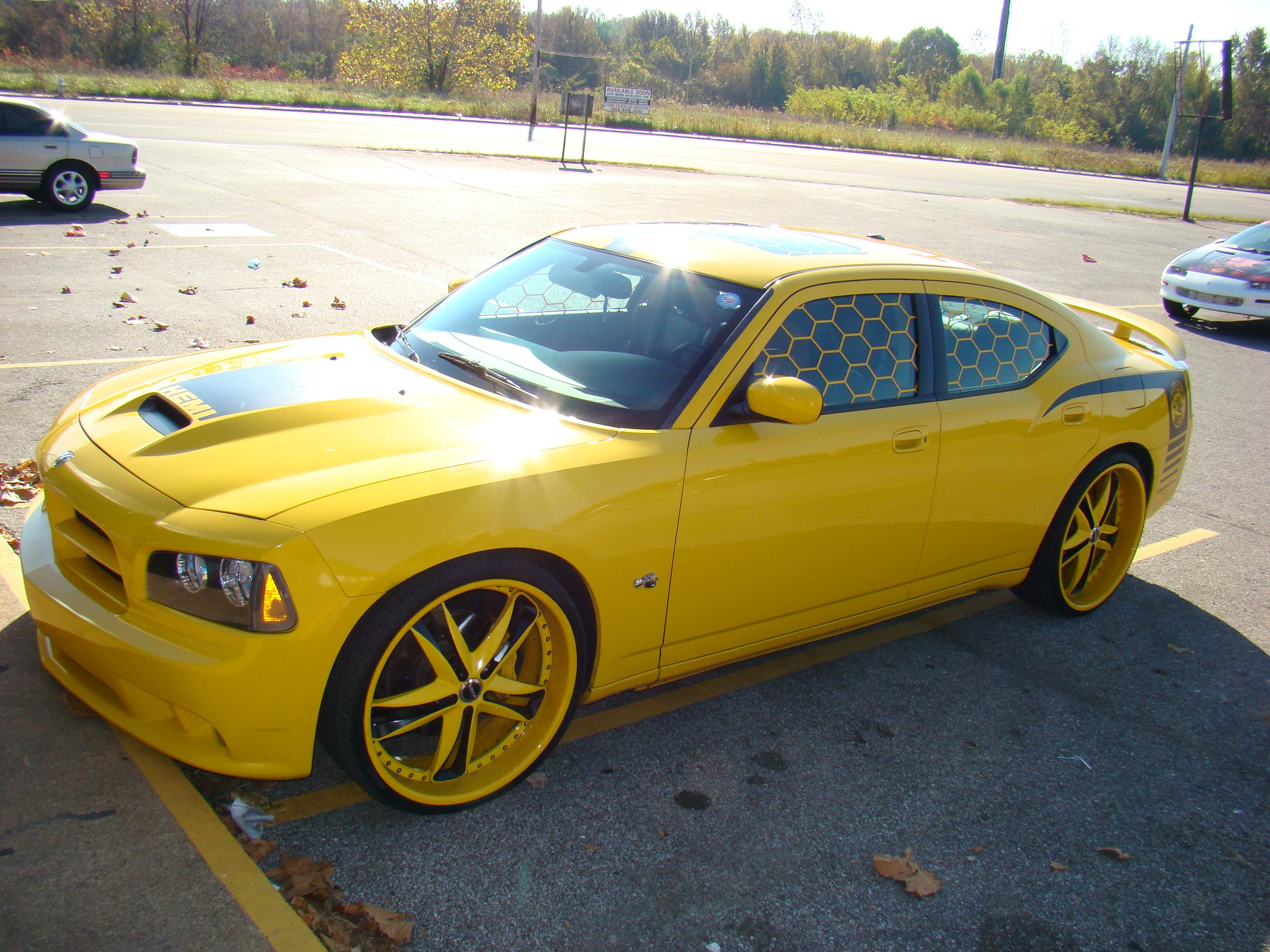 MrMaserati 2007 Dodge Charger 14492520