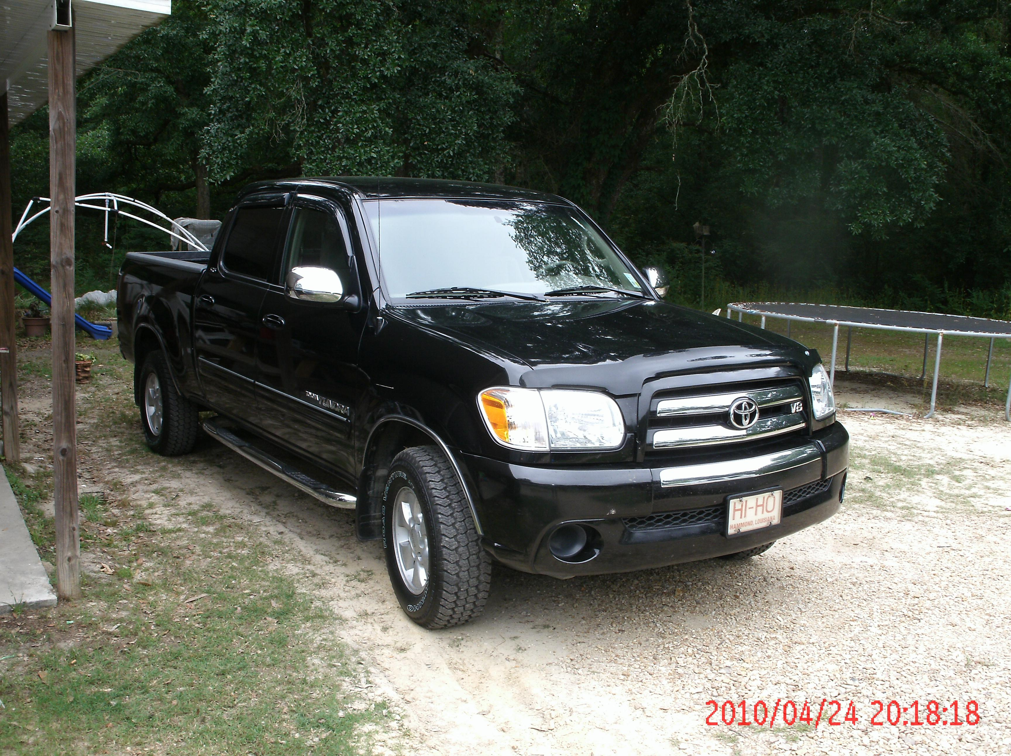 charger2201 2005 toyota tundra double cab specs photos modification info at cardomain. Black Bedroom Furniture Sets. Home Design Ideas