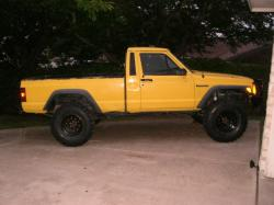 bighauses 1989 Jeep Comanche Regular Cab