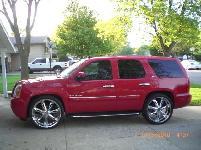 JCLCustoms 2007 GMC Yukon