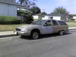 certifiedridaz 1992 Buick Estate
