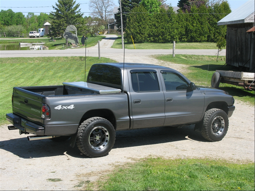 Aftermarket Wheels Dodge Dakota