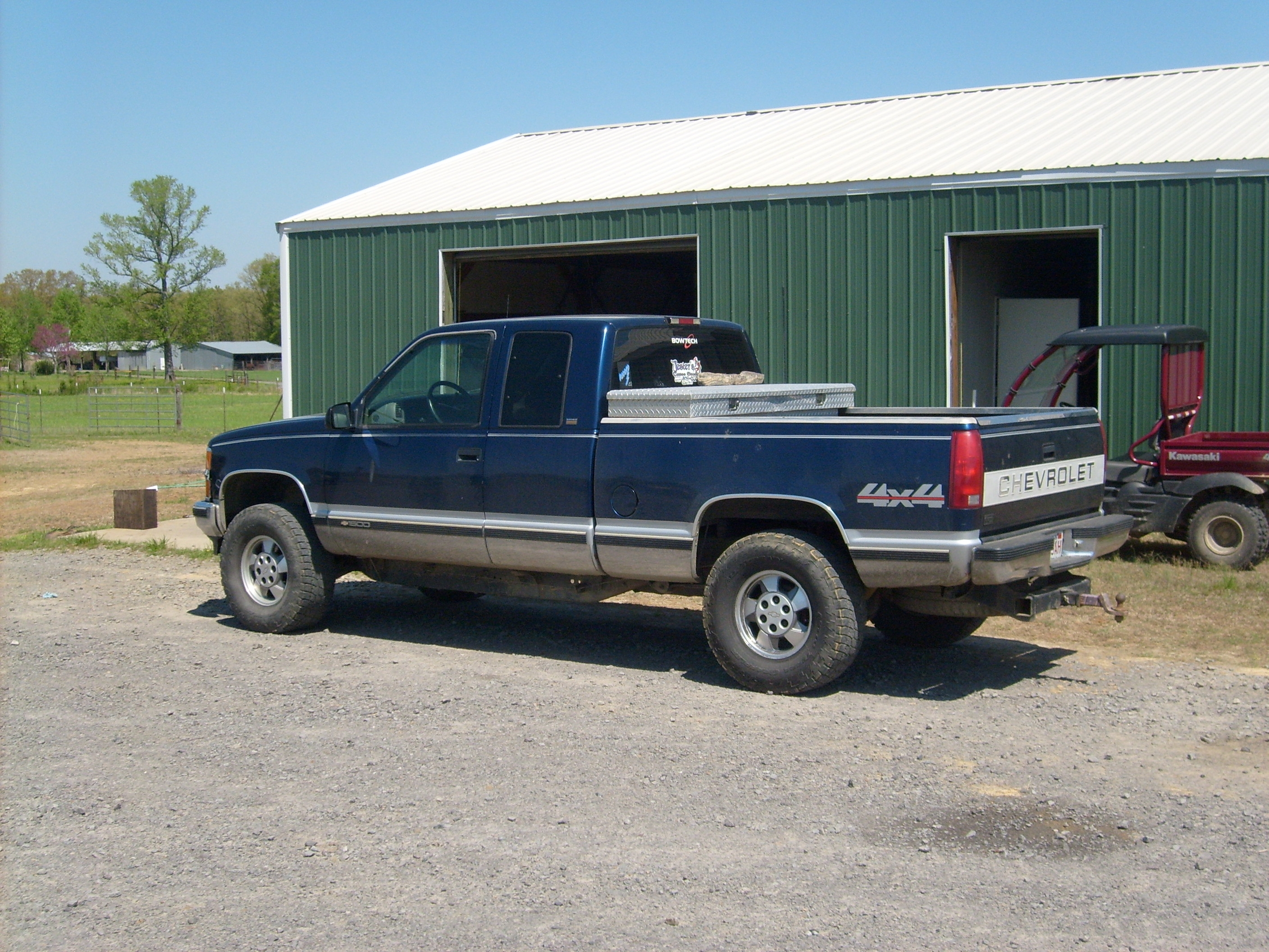 oleblue4405 1996 chevrolet silverado 1500 extended cab specs photos modification info at cardomain. Black Bedroom Furniture Sets. Home Design Ideas