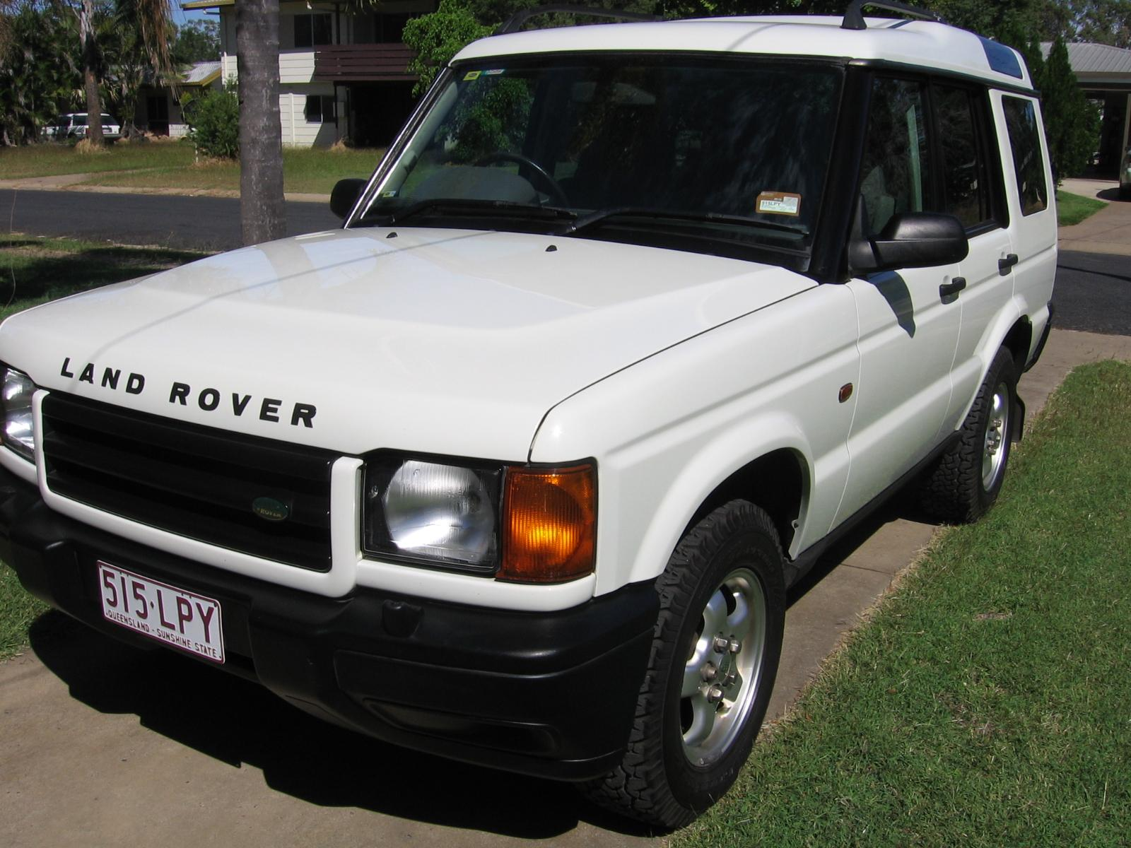 Another sigma_boy 2000 Land Rover Discovery Series II post... - 14494104