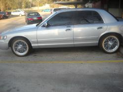 Da_SouthparkBoss 2001 Mercury Grand Marquis