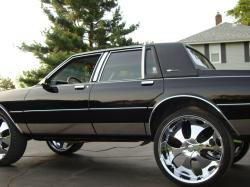 87boxridah's 1987 Chevrolet Caprice Classic