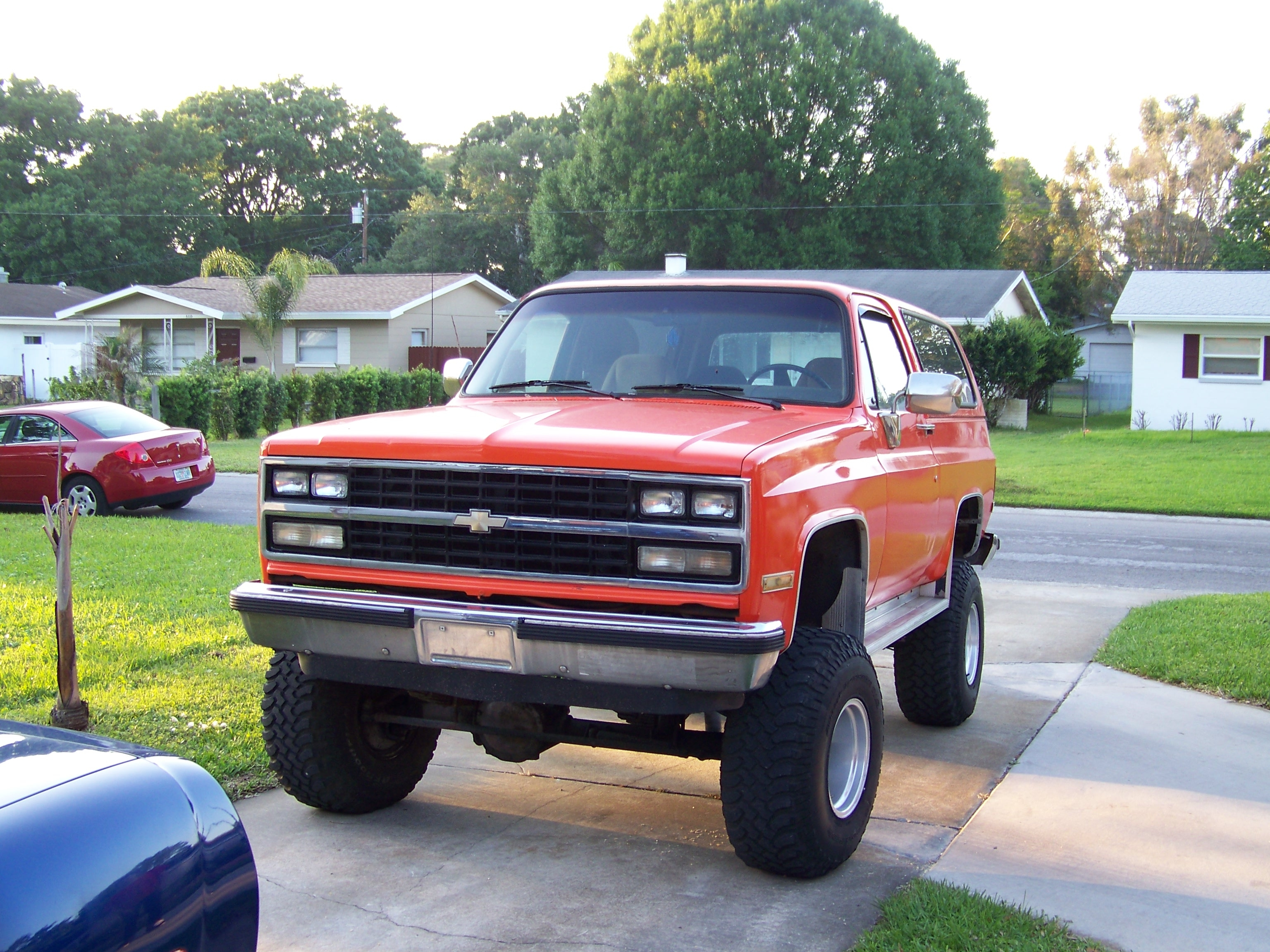 Another 1slow64 1988 Chevrolet Blazer post... - 14498057