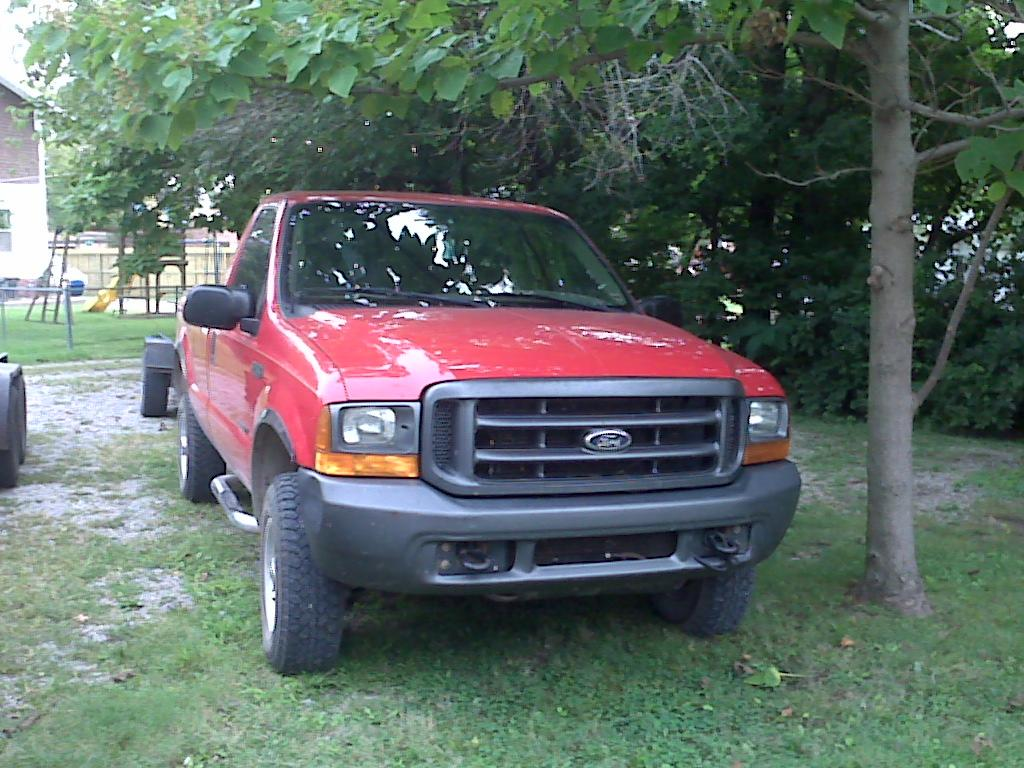eddie_mccormack 2000 Ford F250 Super Duty Regular Cab