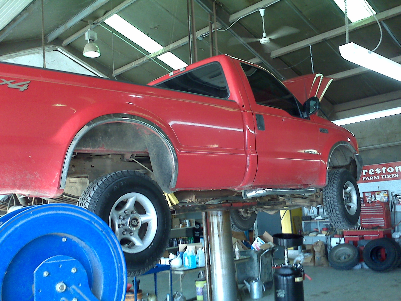 Another eddie_mccormack 2000 Ford F250 Super Duty Regular Cab post... - 14499884
