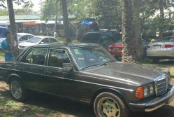 wendzgarage 1982 Mercedes-Benz 300D