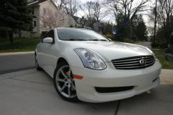 MaurCords 2007 Infiniti G