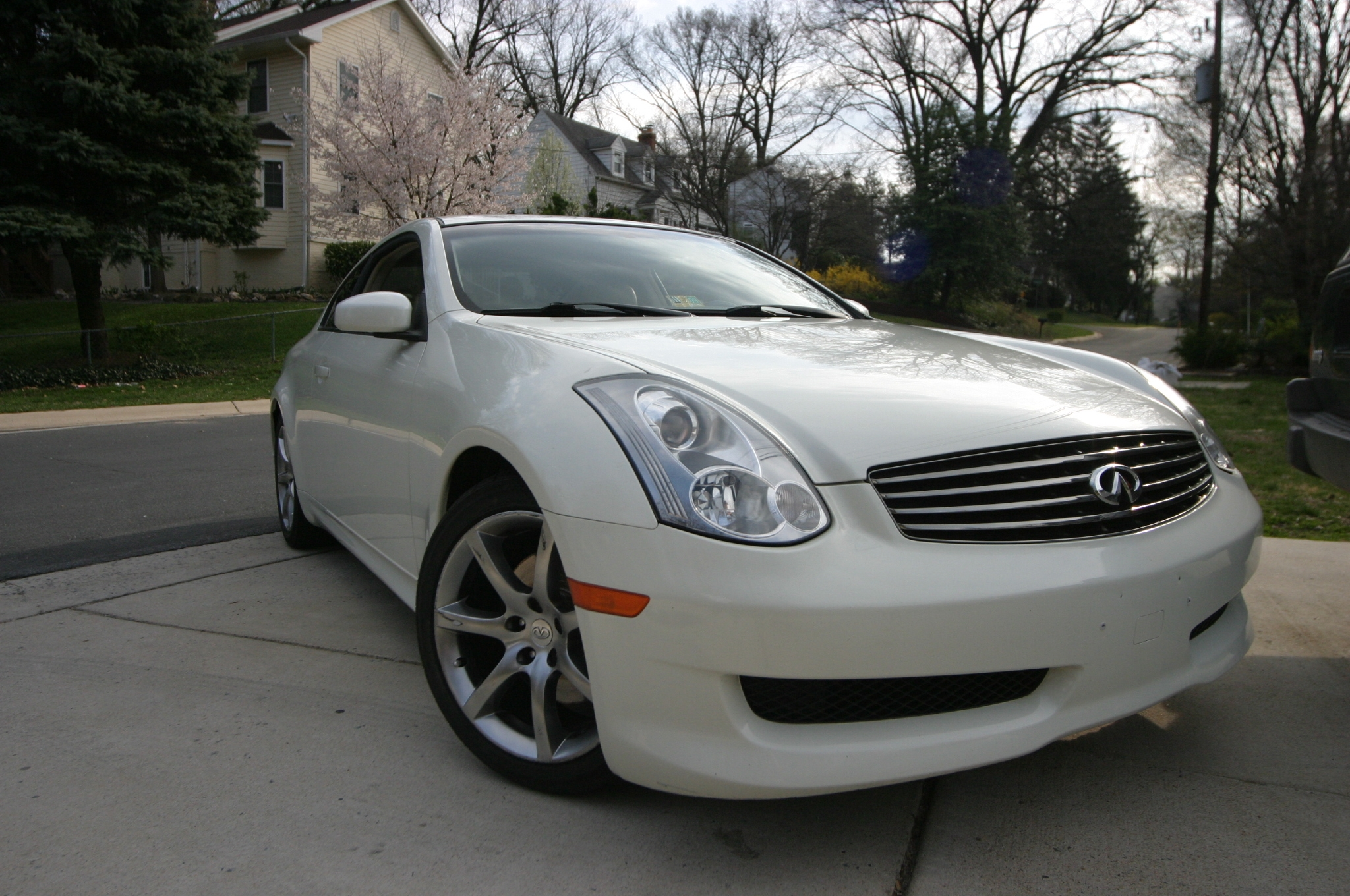 maurcord 2007 infiniti gg35 coupe 2d specs photos. Black Bedroom Furniture Sets. Home Design Ideas