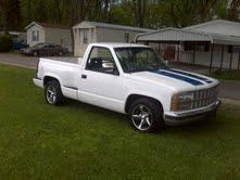 88_CHEVY_TRUCK 1988 Chevrolet 1500 Extended Cab