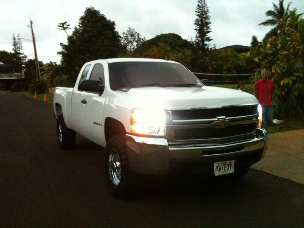 Another flyintaco 2008 Chevrolet Silverado 2500 HD Extended Cab post... - 14500235