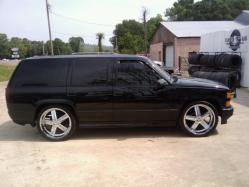 Limited00s 2000 Chevrolet Tahoe