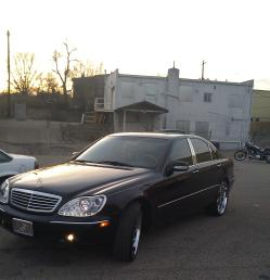 madlmusics 2000 Mercedes-Benz S-Class 