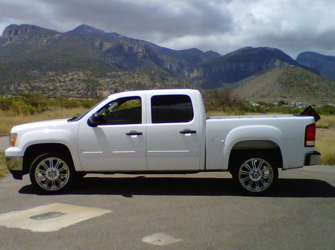 millerlite91 2007 gmc sierra 1500 crew cab specs photos modification info at cardomain. Black Bedroom Furniture Sets. Home Design Ideas