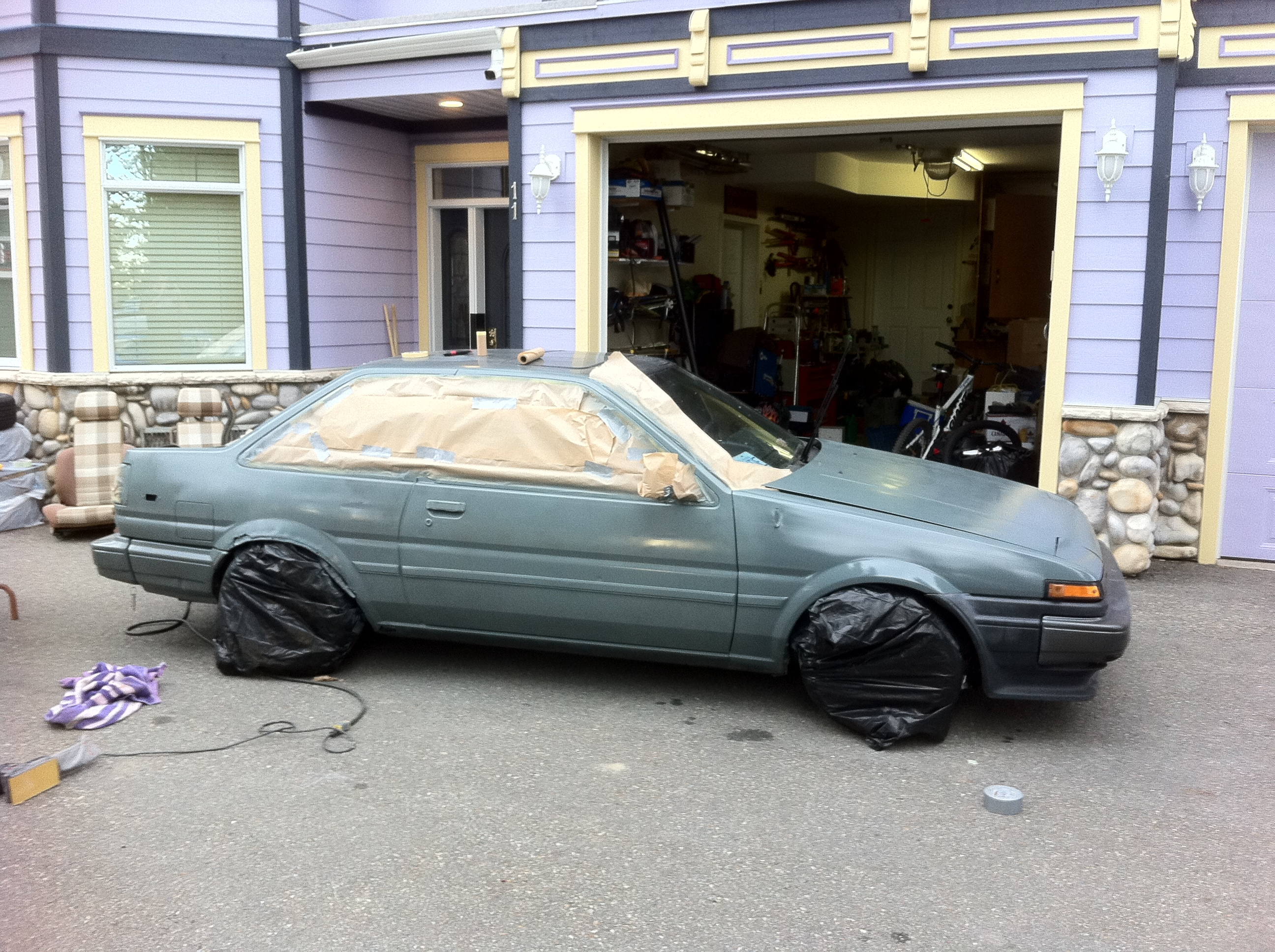 Another nickleboe 1987 Toyota Corolla post... - 14502060
