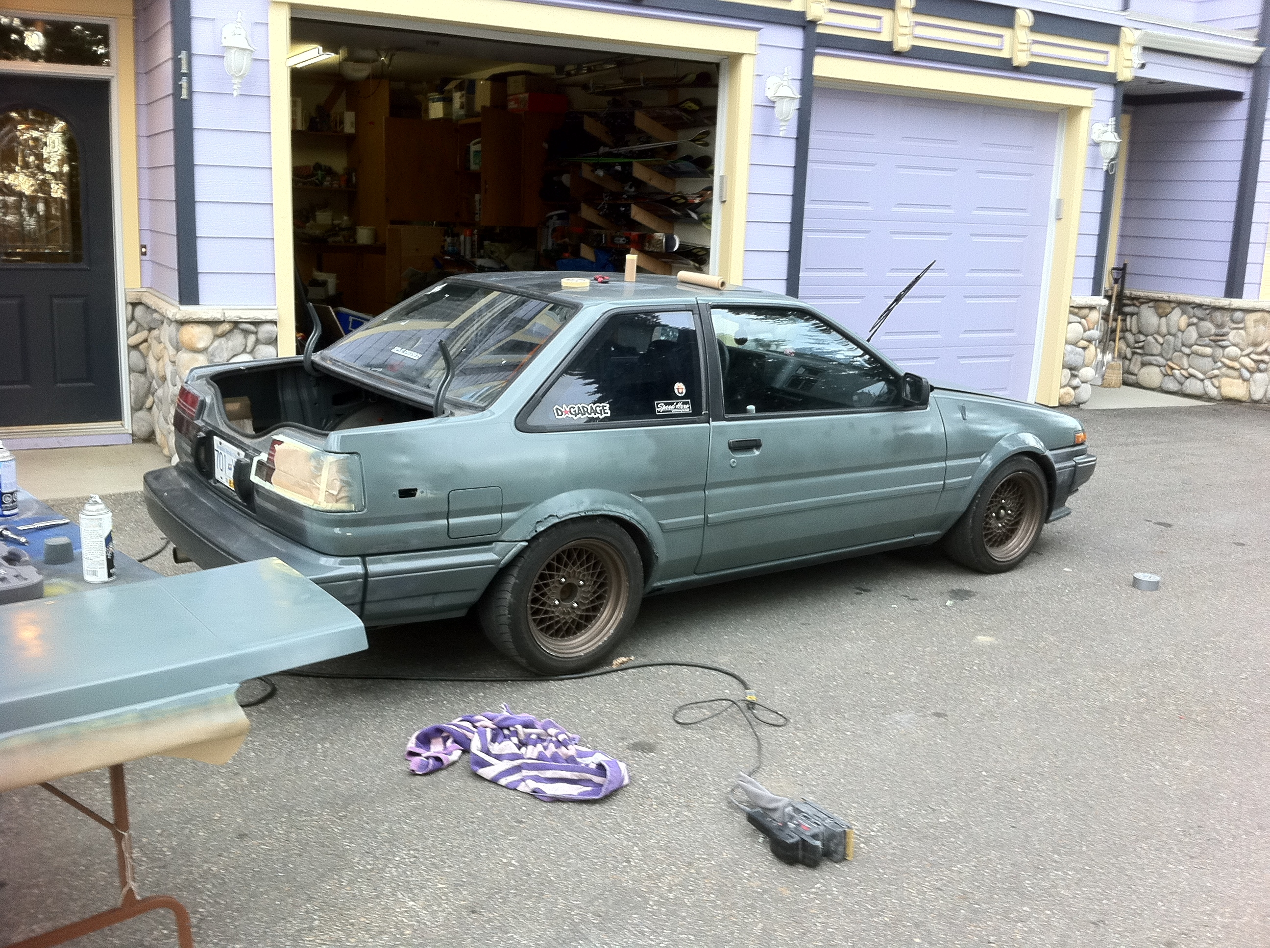 Another nickleboe 1987 Toyota Corolla post... - 14502061