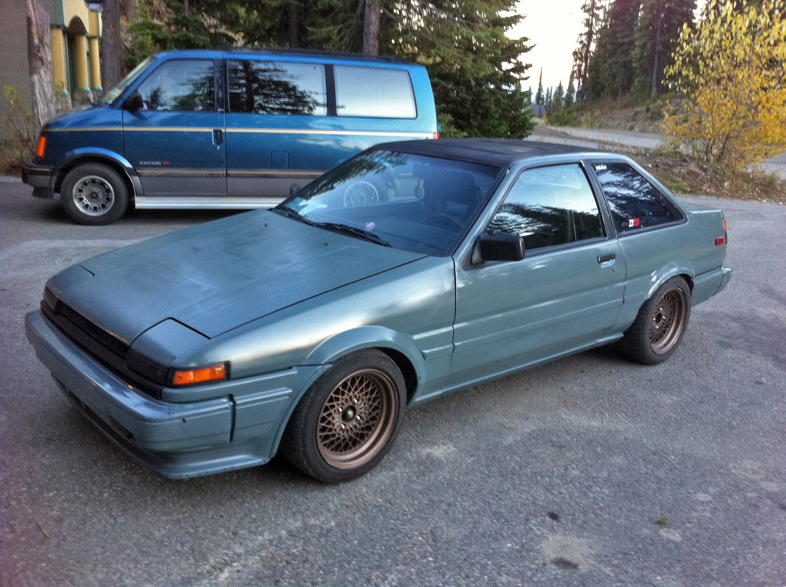 Another nickleboe 1987 Toyota Corolla post... - 14502064