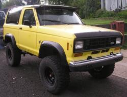 johnscottvp 1986 Ford Bronco II