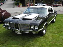 als442ss 1972 Oldsmobile 442