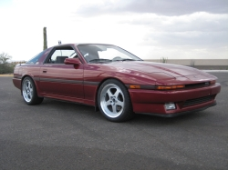 CyFi6s 1986 Toyota Supra