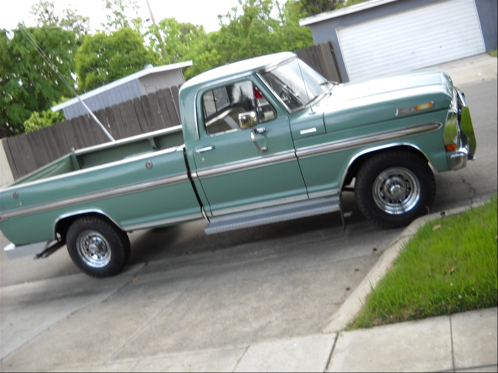 1970 Ford F250 Super Duty Super Cab - fresno, CA owned by homecomeing ...