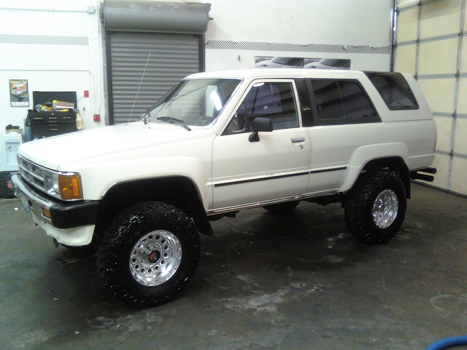 tatertot081 1988 Toyota 4Runner Specs, Photos ...