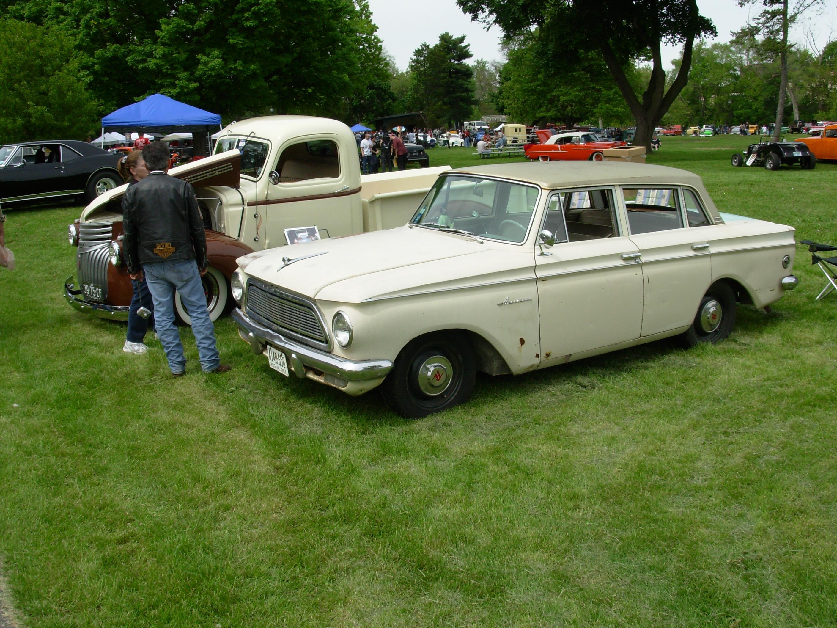 Another Mike_the_Dog 1963 Rambler American post... - 14501111