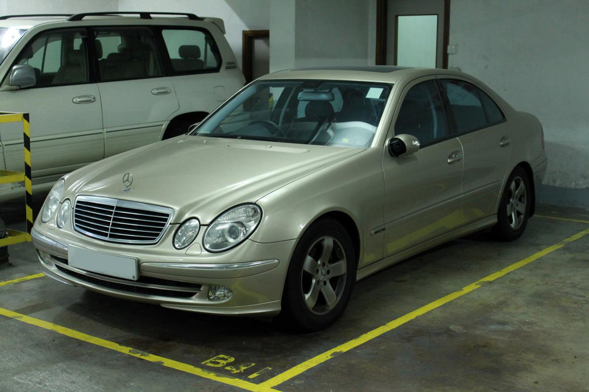 2002 mercedes benz e class view all customized 2002 for Mercedes benz 2002 e class