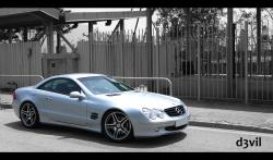 d3vil029s 2004 Mercedes-Benz SL-Class