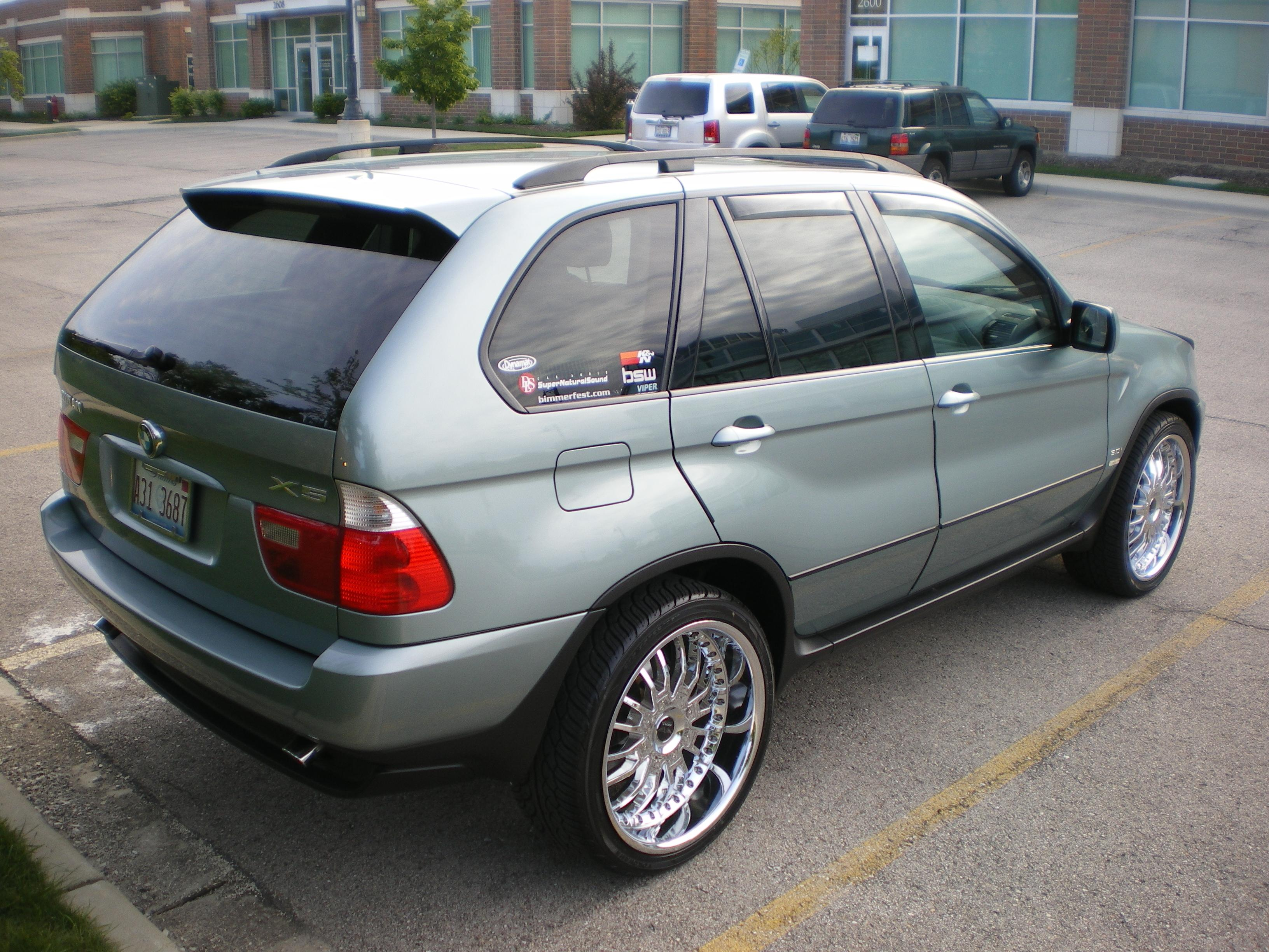 Doosid 2003 Bmw X5 Specs Photos Modification Info At