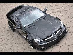 kolbnfressas 2004 Mercedes-Benz SL-Class