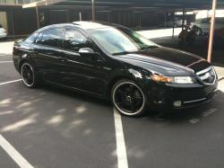 JayRo2424s 2007 Acura TL